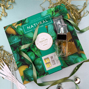 Design Your Own Fragrance The Natural Collection