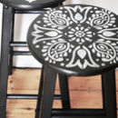 The Janpath Furniture Stencil