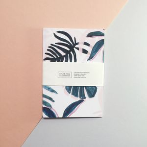 Tropical A6 Notebook