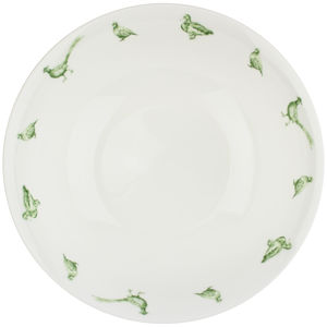 'Game Birds' China Cereal Bowl - tableware