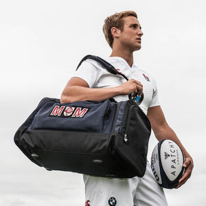 Personalised Sports Kit Bag - gifts for teenagers