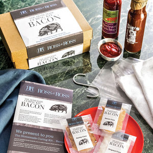 The Ultimate Bacon Sandwich Kit - gifts for him