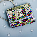 Cosmic Princess Sequin Bag