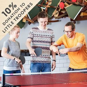 Private Table Tennis Masterclass For Two - gifts for him