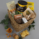 Vegan Basket Gift Hamper