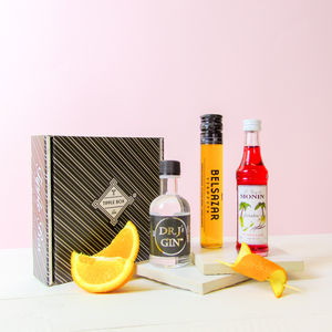 Gin Martinez Cocktail Kit - gifts for her