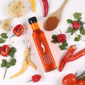 Hot Chilli And Smoked Garlic Oil Gift