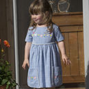 Kids Chambray Dress