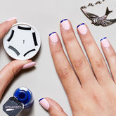 Go Manicure Nail Art Stamp - health & beauty