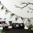Halloween Spooky Spider Table Kit
