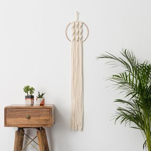 Contemporary Spiral Wall Hanging