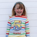 Personalised Birthday Number T Shirt