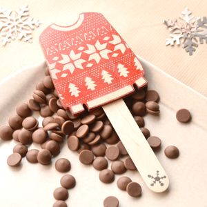 Chocolate Christmas Jumper Stocking Filler