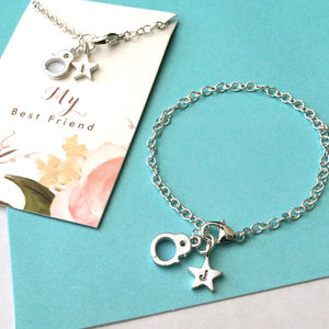 Friendship Partner In Crime Bracelets