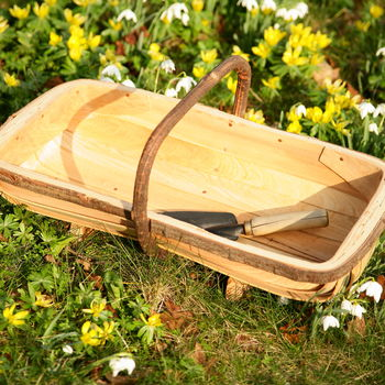 English Sussex Style Flower Trug 12' x 7' Ft2