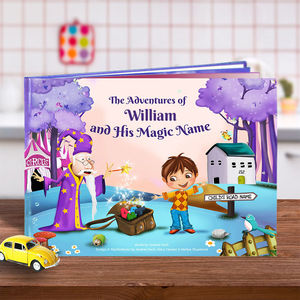 Personalised Children's Keepsake Story Book - birthday gifts