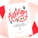 'Anthology' 2019 Wall Calendar