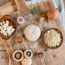 The Ultimate Family Feast Make Your Own Pizza Kit