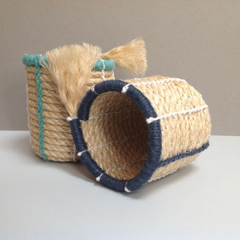 Rope Utensil Pot