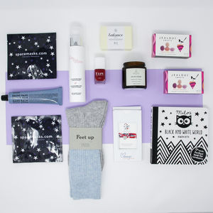 New Mum Supreme Winter Gift Set - for new mums