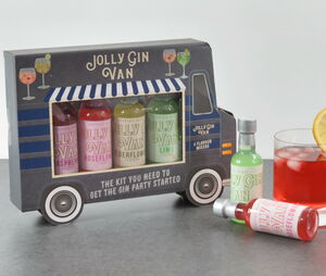 Jolly Gin Van Mixers To Pimp Up Your Gin