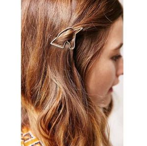 Gold Or Silver Unicorn Hair Clip - combs & hair pins