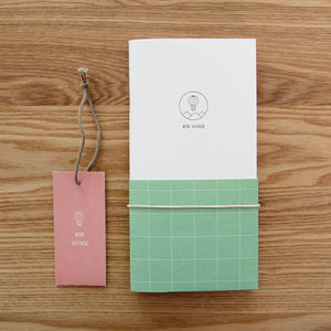 Eco Bon Voyage File Notebook