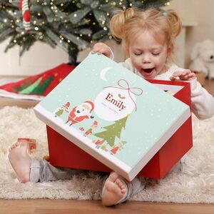 Santa's Elves Giant Christmas Eve Box