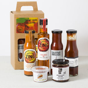 Artisan London Hot Sauce Collection - gift sets