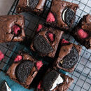 Oreo And Raspberry Brownie Bake Kit