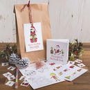 Personalised Elf Activity Gift Bag Bundle