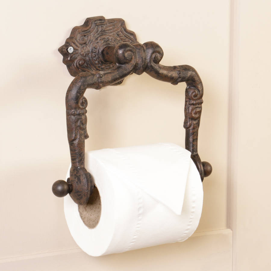 wall mounted toilet paper holder. Traditional Style Wall Mounted Toilet Roll Holder Paper