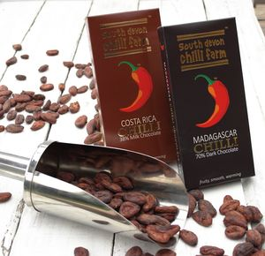 Luxury Chilli Chocolate Gift