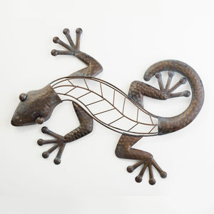 Lizard Wall Decoration