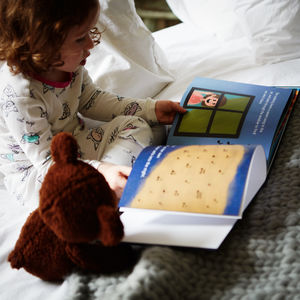 'Where Next, Teddy?' Personalised Storybook With Bear - gifts for children