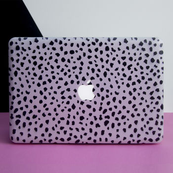 Dalmatian Macbook Case, More Colours