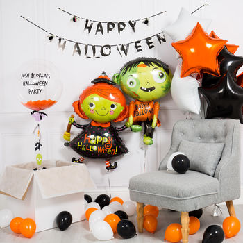 Inflated Halloween Party Pack