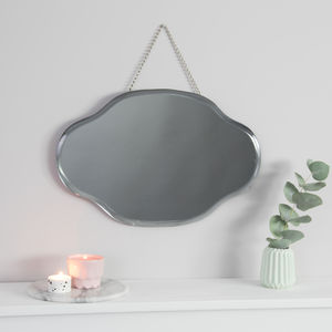 Bevelled Mirror - decorative accessories