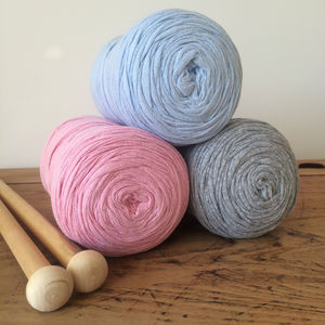 Cotton Tape Yarn