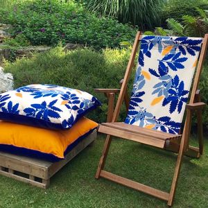 Balcony Deckchair Garden Seat - what's new