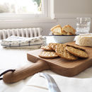 Large Solid Oak Sharing Platter Board 2ft