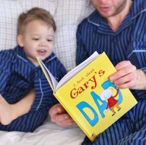 Personalised 'My Dad' Book - father's day books