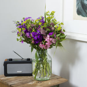 Six Month Letterbox Flower Subscription - 50th birthday gifts