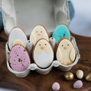 Carton Of Easter Biscuits
