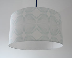 Large Pastel Lampshade For The Home - lamp bases & shades
