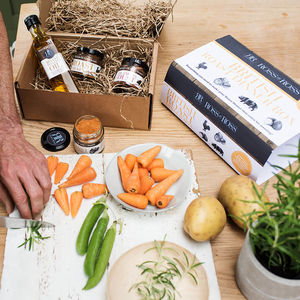 British Roast Dinner Box - foodie