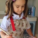 Childs Fabric Apron