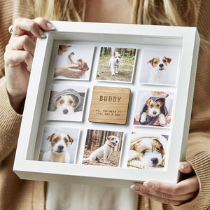 Personalised Pet Photo Print