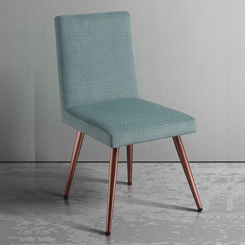 Ava Copper Occasional Chair