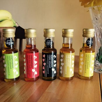 100ml Infused Oils, Choose Any Five